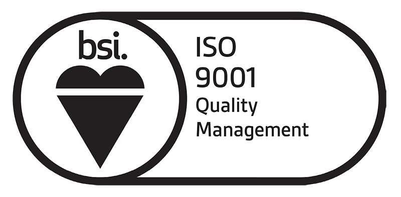 ISO 9001 certification for Quality control over document scanning process
