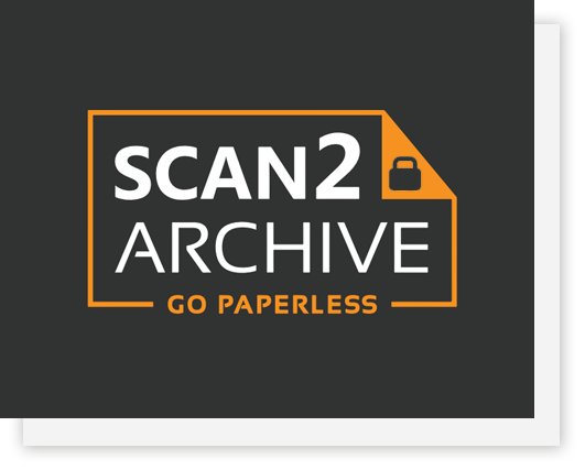 scan2archive logo